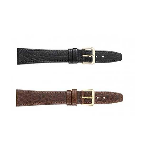 343 Stitched Calf Skin Watch Strap