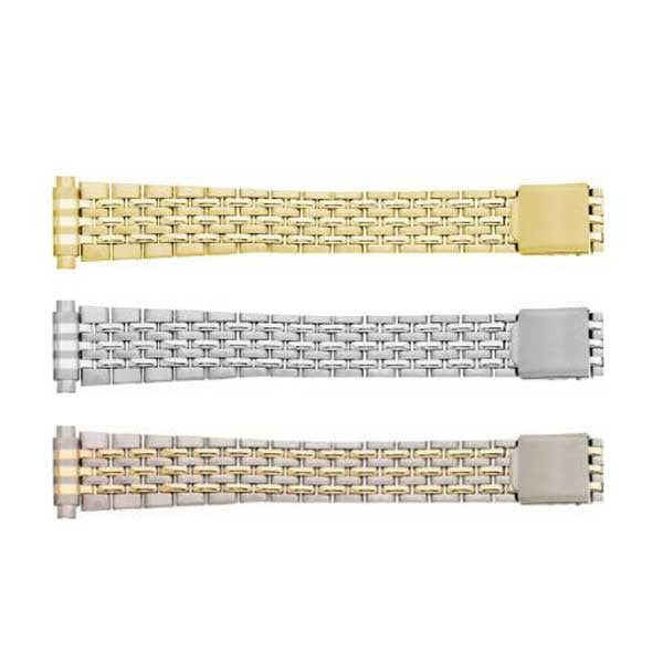 442 Squeeze End Metal Watch Band (9318862468)