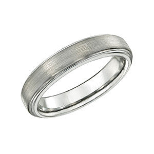 Traditional Tungsten Ring