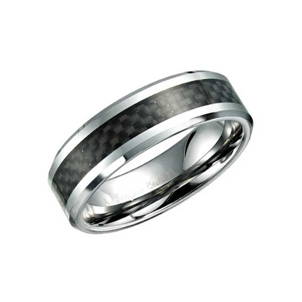Tungsten Ring TUR33