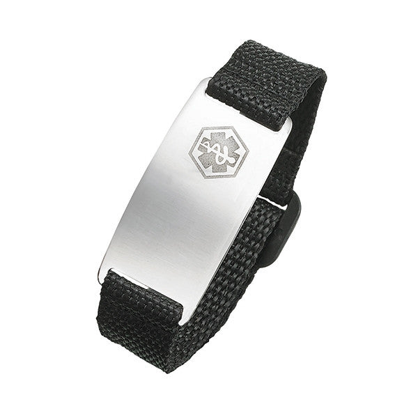 Athletic X Wide Med Id Bracelet