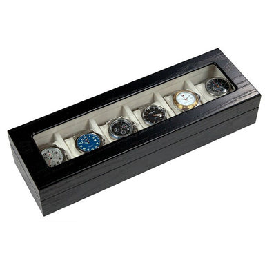 Wooden Watch Collector Box WD906 (11659567759)