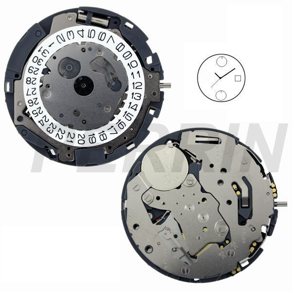 0S11 Miyota Watch Movement (9345949828)