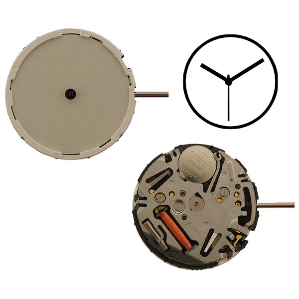 0U30 Watch Movement