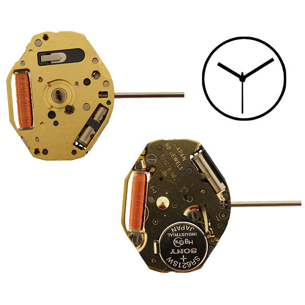 1L36 Miyota Watch Movement