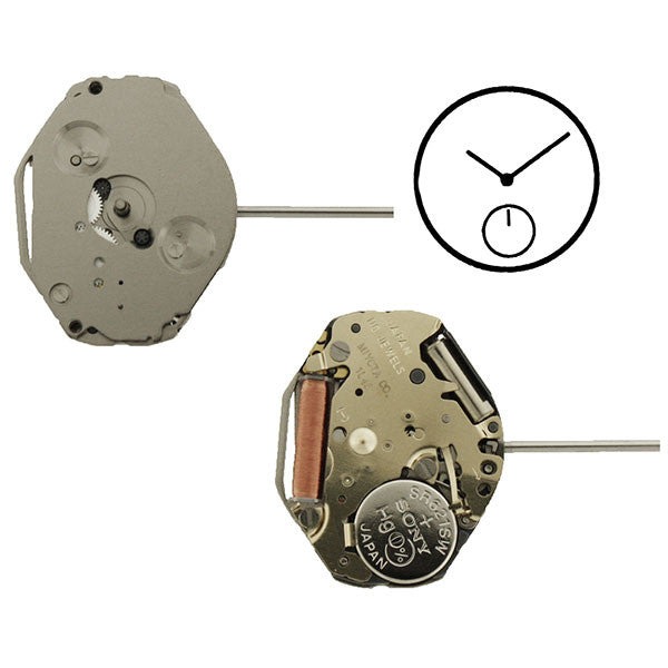 1L45 Watch Movement
