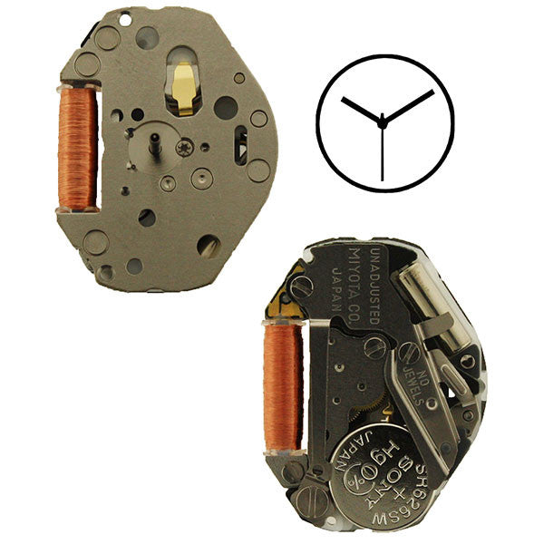 203A Miyota Watch Movement