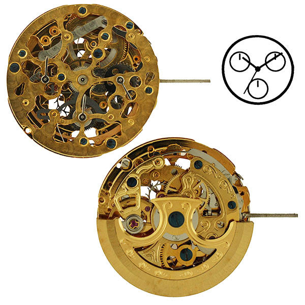 2196G Chinese Automatic Watch Movement