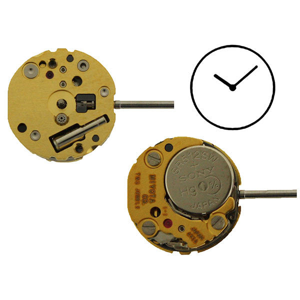 4S20 Miyota Watch Movement