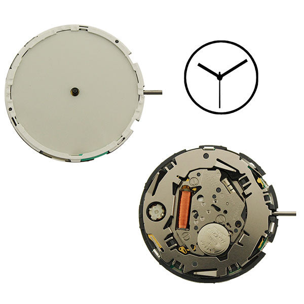 6N30 Miyota Watch Movement