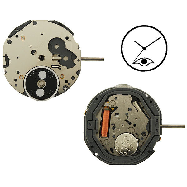 6P24 Miyota Watch Movement (9345990980)