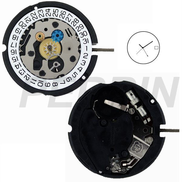 ETA 803-161 Watch Movement (9346001220)