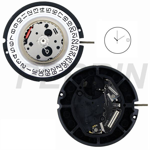 ETA 805-112 Watch Movement