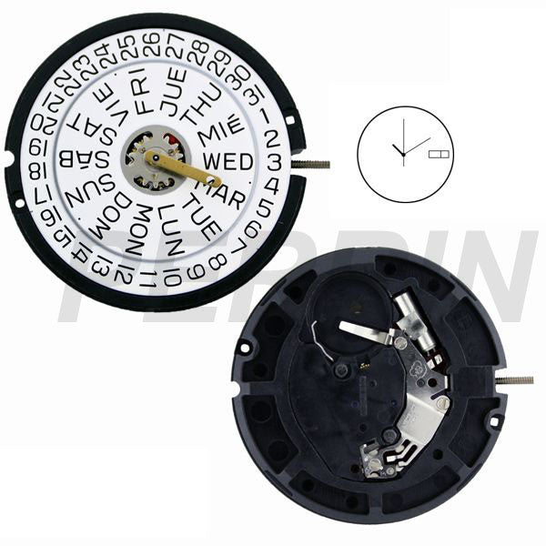 ETA 805-122 Watch Movement
