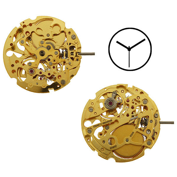 8N33 Miyota Watch Movement