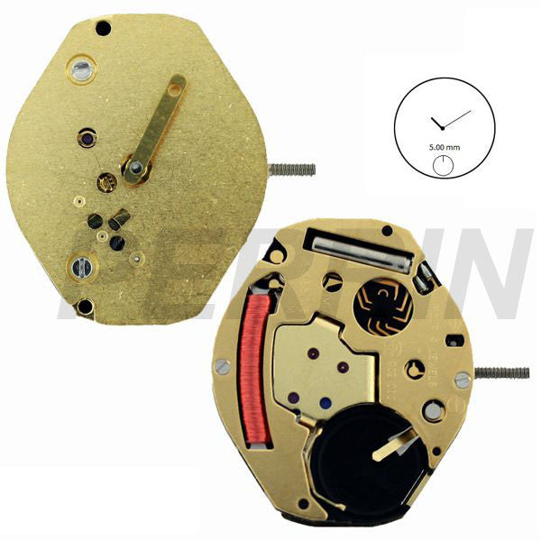ETA 902-501 H5 Watch Movement
