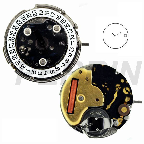 ETA 935-111 Watch Movement