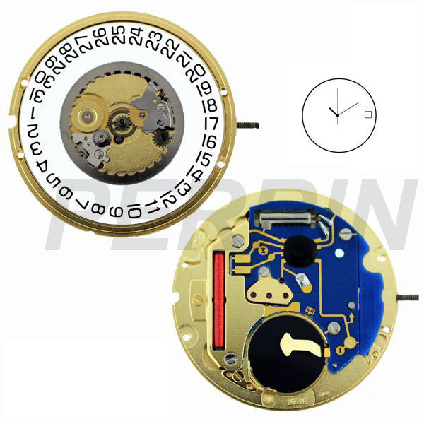 ETA 955-112-H1 Sweep Watch Movement (9346011780)