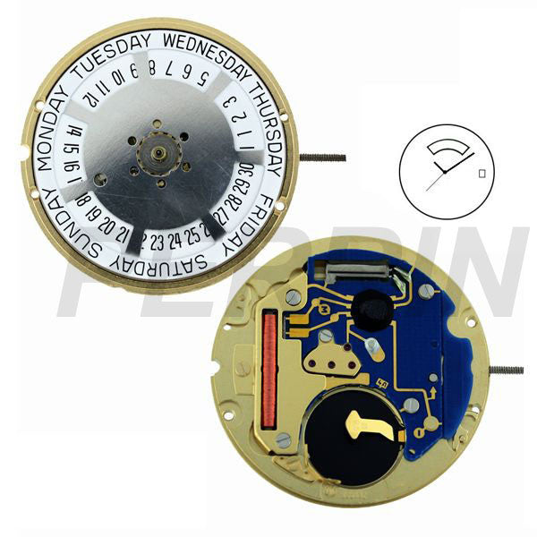 ETA 955-132 Watch Movement