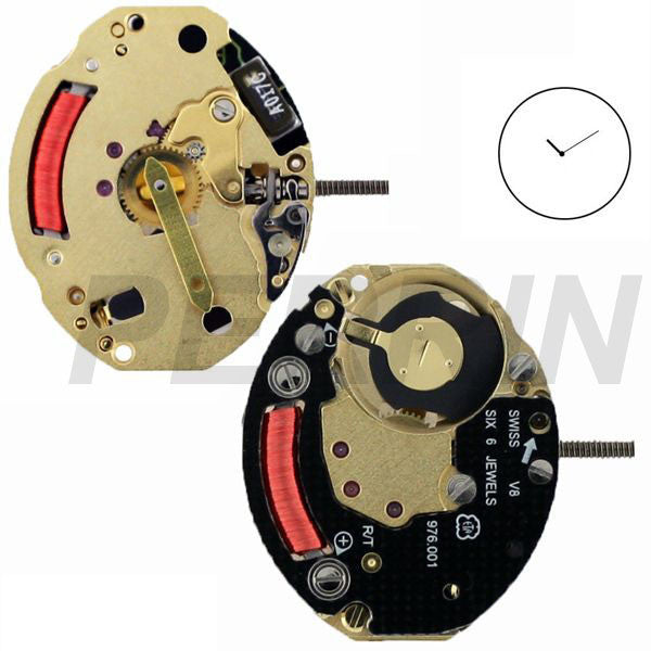 ETA 976-001 H1 Watch Movement (9346022532)
