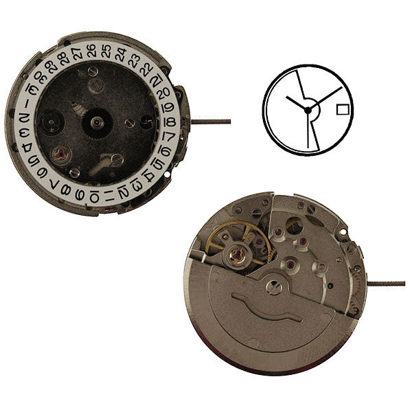 DG2813 Chinese Automatic Watch Movement