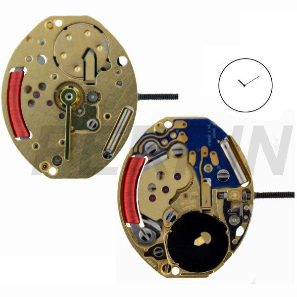 ETA E03-001 H3 Watch Movement (9346034692)