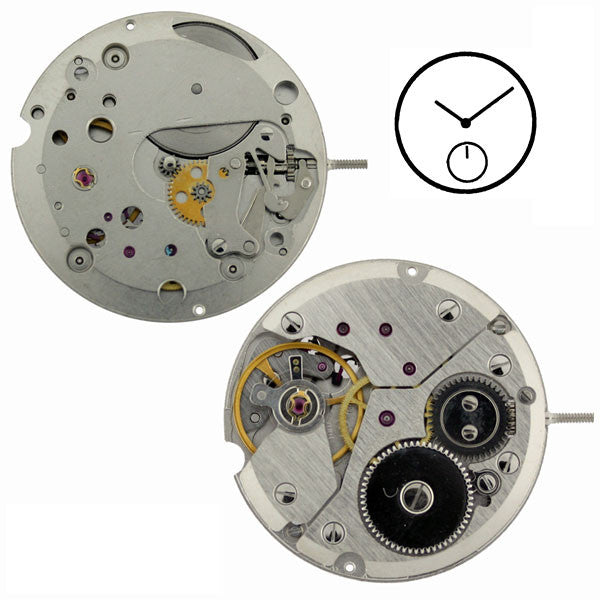 ETA 7001 Manual Wind Watch Movement (9346042820)