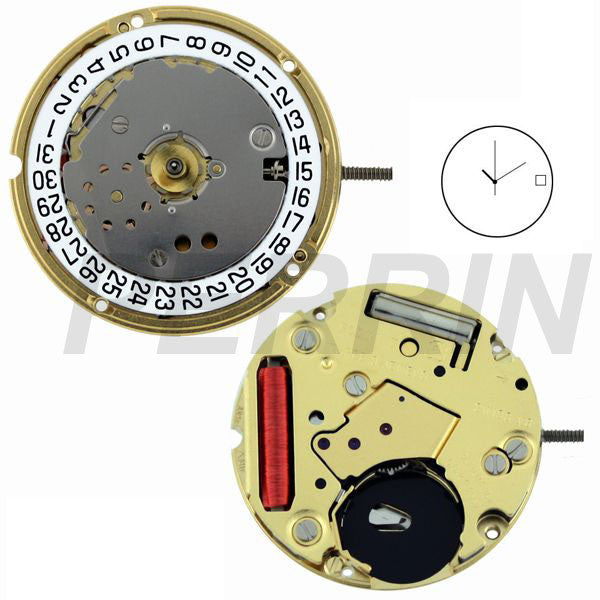 ETA F03-111 H1 Sweep Watch Movement (9346044164)