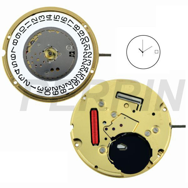 ETA F05-111-3-H1 Sweep Watch Movement (9346048196)