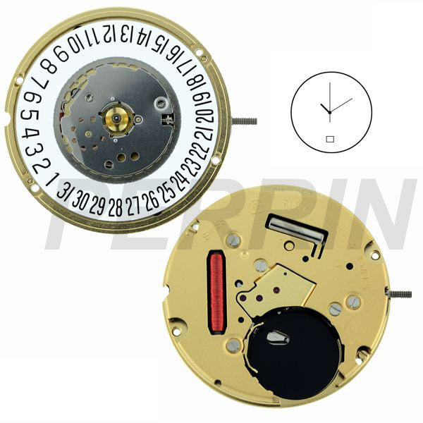 ETA F05-111-6-H1 Sweep Watch Movement