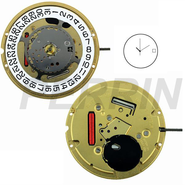 ETA F06-111-H1 Sweep Watch Movement (9346049732)