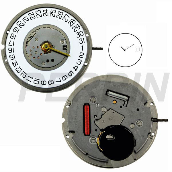ETA F06-114 2 Hand Watch Movement (9346050948)