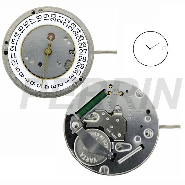 FE 2831 Watch Movement