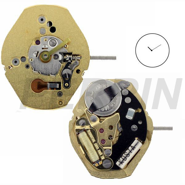 FE 6120 Watch Movement