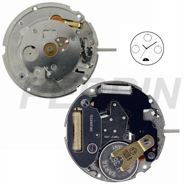 FE 70200 Watch Movement (9346052740)