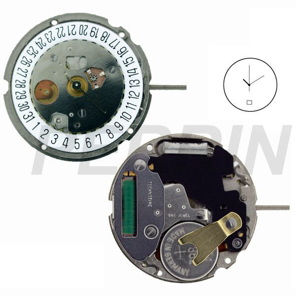 FE 7021-6 Watch Movement