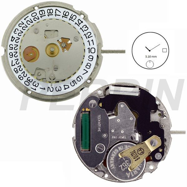 FE 70210 Watch Movement