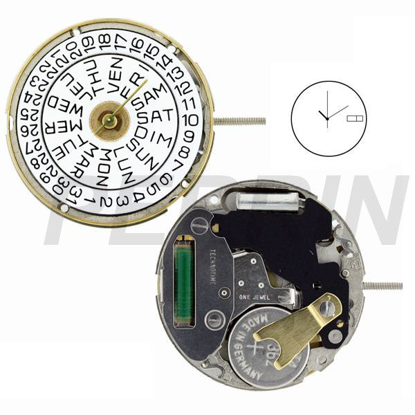 FE 7022 Watch Movement