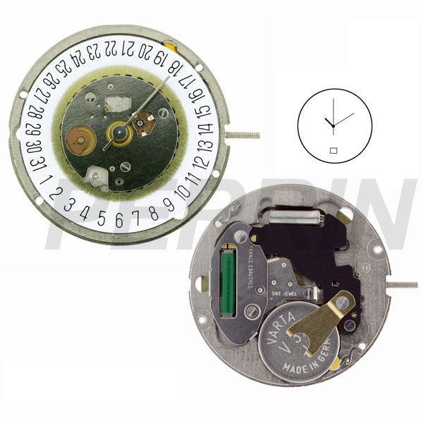 FE 7121-6 Watch Movement