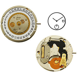 FE 71210 Watch Movement