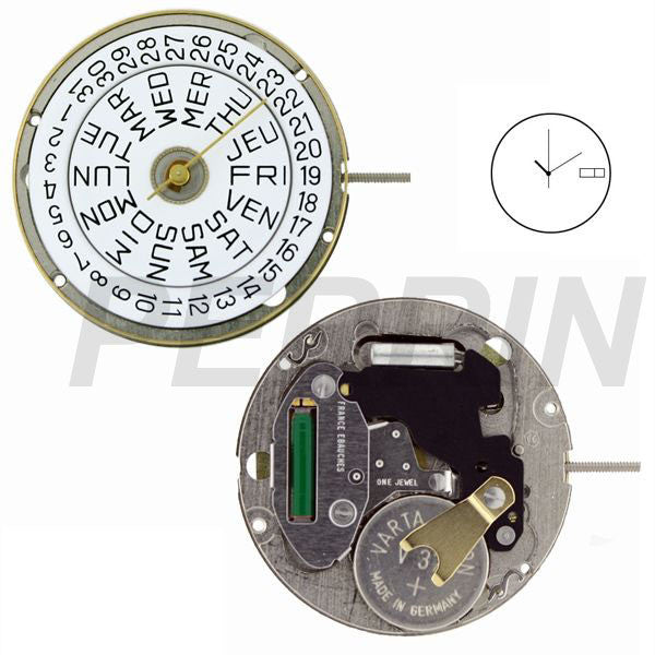 FE 7122 Watch Movement