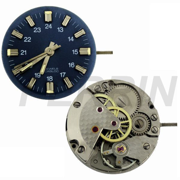 FEF 6680 Manual Wind Watch Movement
