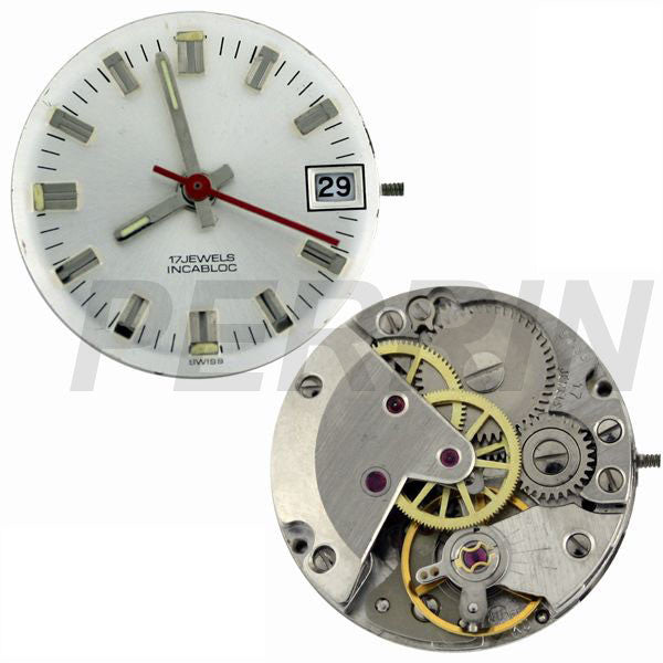 FEF 6686 Manual Date Watch Movement (9346055748)