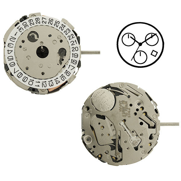 FS03 Miyota Watch Movement (9346057220)