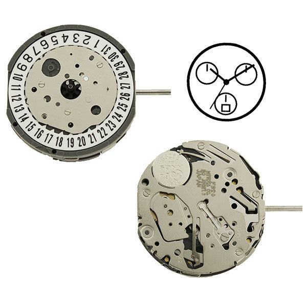 FS20 Date 6 Miyota Watch Movement (9346059396)