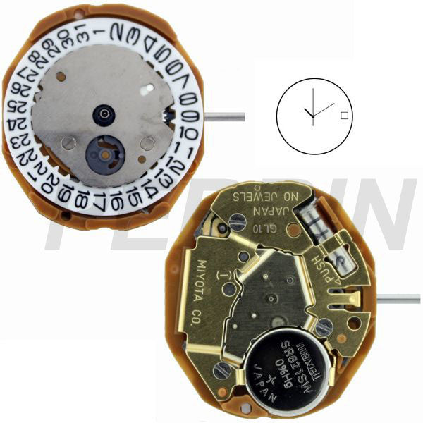 GL10 Watch Movement (9346067908)