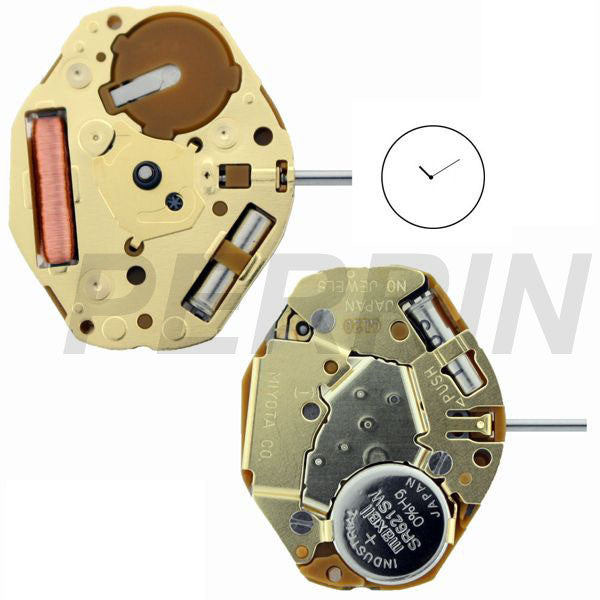 GL20 Watch Movement