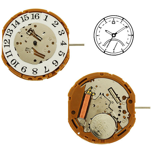 GP00 Miyota Watch Movement (9346071748)