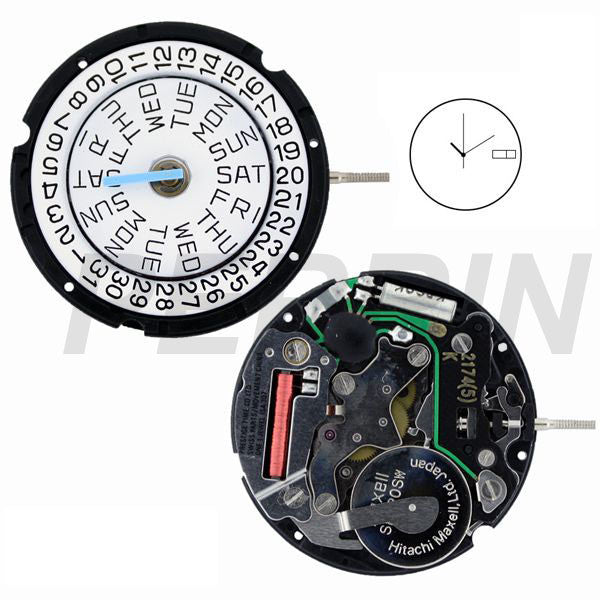 ISA 307/40 Watch Movement