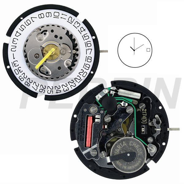 ISA 317/30 Watch Movement